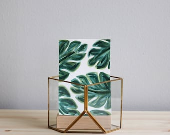 Tropical Greenery | Watercolor