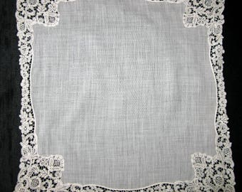 Handkerchief Wedding Something Old to Carry