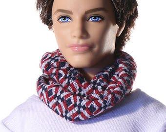 Ken clothes (scarf): Balas