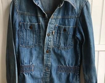 Vintage 60's/70's Levi's Fresh Produce jacket