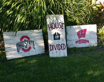 Custom house divided package