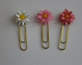 Flower Planner Paperclip, Filofax, Color Crush, Kikki-k, ECLP