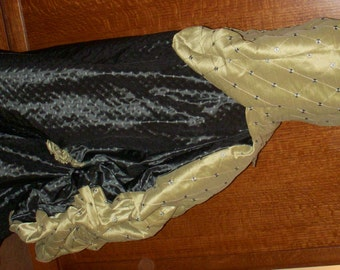 Victorian Bustle Outfit- Two Bustle options! Custom Made for you!