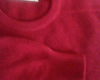Glenmac 100% pure cashmere sweater