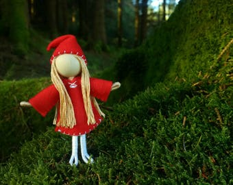 Elf Bendy Doll for Christmas
