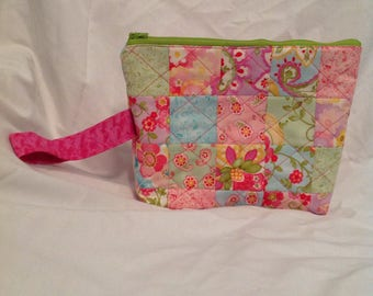 Patchwork Project Bag