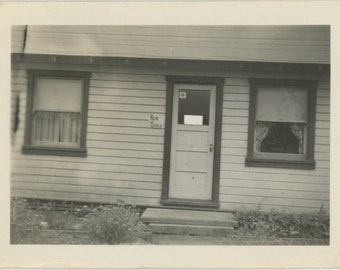 "Vintage Snapshot Photo: ""For Sale"" [84668]"