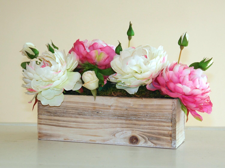 Wood boxes wood box rectangular weddings flowers zoom reviewsmspy