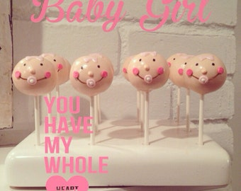 Baby Face Cake Pops private listing