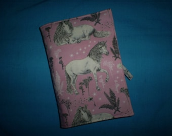 Free Shipping Unicorn Paperback Book Cover.