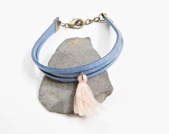 Oceana fancy Bohemian chic bracelet