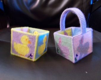 Jelly Bean Baskets