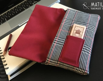 Tobacco Pouch - Galles Bordeaux