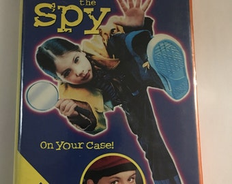 Nickelodeon Harriet the Spy VHS 1996