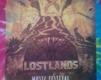 Lost lands tie-dye