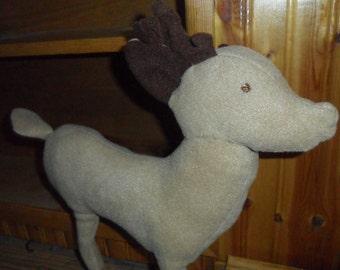 Deer Stuffed Animal