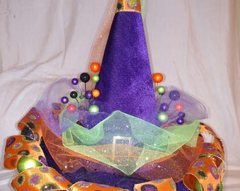 Fun and Whimsical Witch's Hat