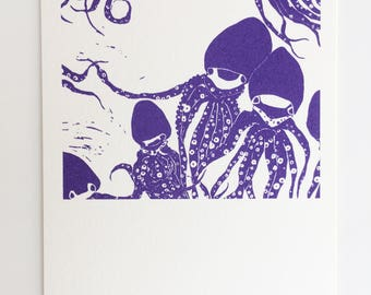 octopuses 7 cards