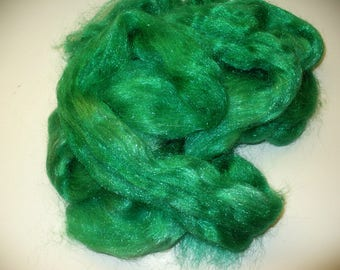 Firestar fibers for Handspinning Blending