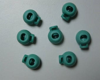 Blocker 2 x turquoise cord