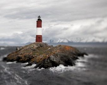 Patagonia Lighthouse - Digital Download