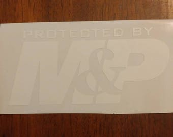 M&P decal