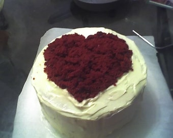 Red Velvet Cake Without Pecans