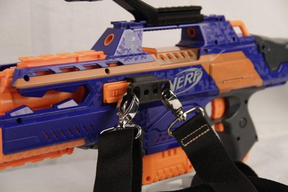 Nerf Soft Bullet Dart Holder Carrier Bandolier Wrist Strap Band