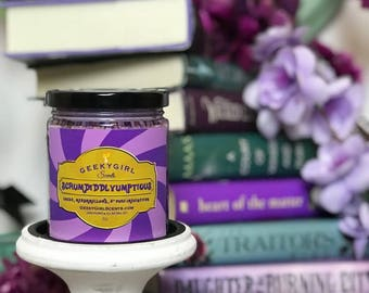 Scrumdiddlyumptious | Willy Wonka & the Chocolate Factory Inspired Candle