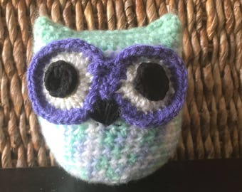 My First Rattle: Hootie The Owl