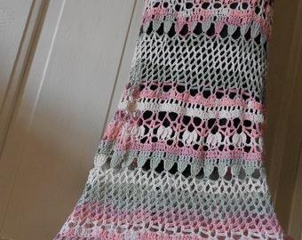 Crochet Skirt Long Skirt Summer Skirt Maxi Skirt Summer Morning