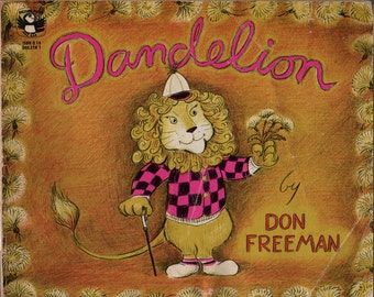 Dandelion + Don Freeman + 1986 + Vintage Kids Book