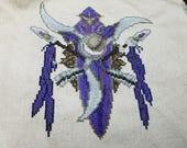 Cross Stitch Pattern - Ni...