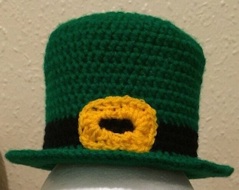 Fantasy Leprechaun top hat / St Patrick's day hat