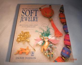 How To Make Soft Jewelry by Jackie Dodson -- KCDestash