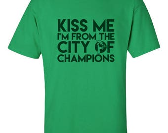 St. Patrick's Day Sports Shirt