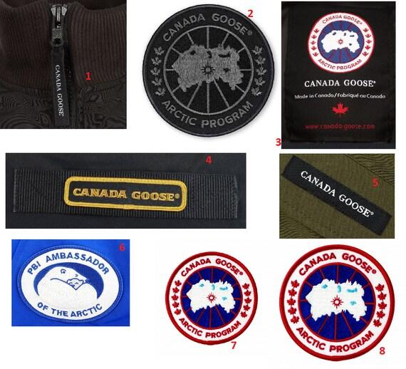 patch canada goose