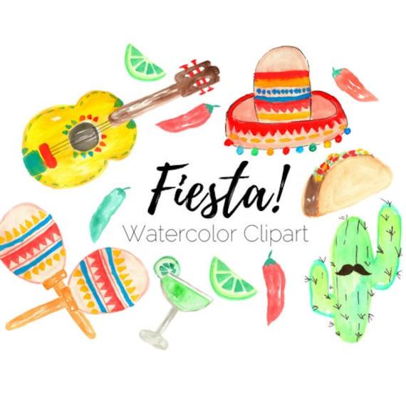 fiesta clip art taco clip art cinco de mayo clip art rh etsystudio com fiesta clipart fiesta clip art printables
