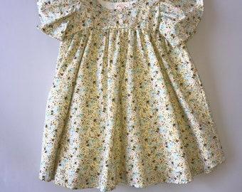 SAMPLE SALE - Lizzie Dress in Camellia - Size 4