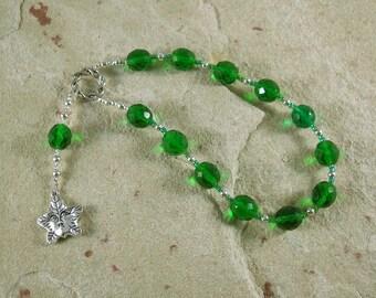 Tapio Pocket Prayer Beads: Finnish God of the Forest