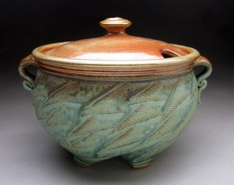 Twisted Tureen- Made To Order
