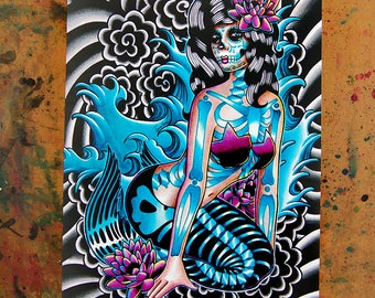"""Signed Art Print 