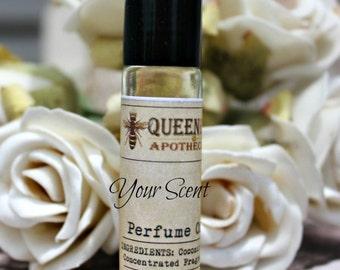 OCEANIC - Perfume Oil - 1/3 Ounce Roll On