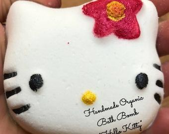 Free shipping 15 wholesale bath bombs/Hello kitty/bath bombs/5-5.5oz each