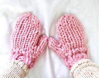 Kids Winter Mittens • Baby Mittens • Toddler Mittens • Cozy Fall / Winter Mittens