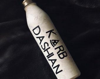 KARBDASHIAN Water Bottle