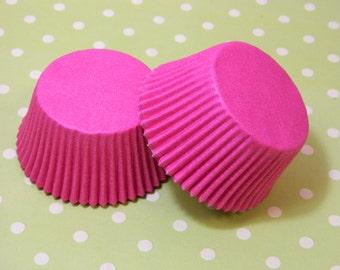 Pink Cupcake Liners