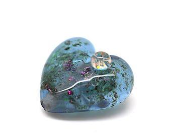 ALEXANDRIT lavendel transparent or soft bluegreen