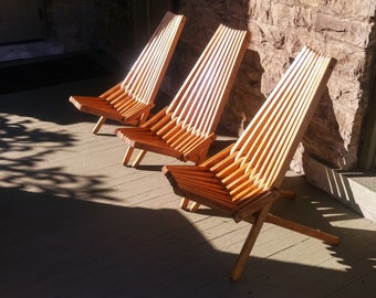 Outdoor Furniture, Recessed Hardware, Patio Chair, Adirondack Chair, Accent  Chair, Camping