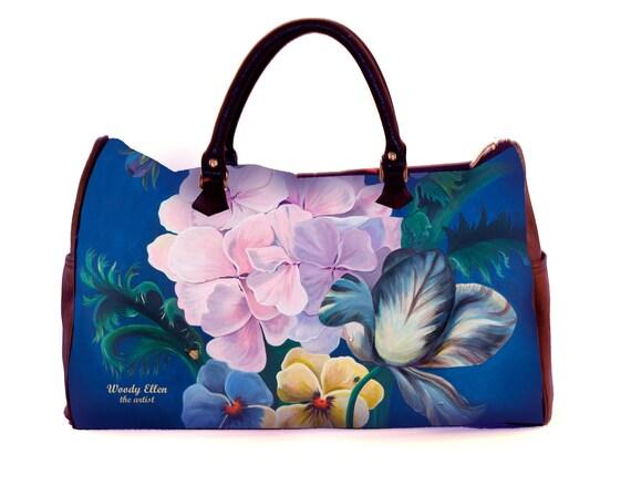 Travel bag,Eden,weekend bag,birthday gift,gifts for her,gifts for mom,Woody Ellen handbag,christmas gifts,christmas gift ideas,new year gift